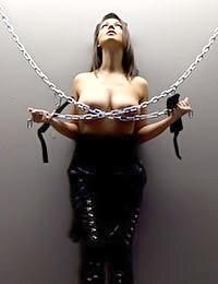 Nikki Sims - Nikki in Chained