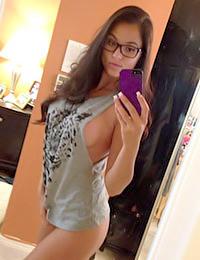 Janessa Brazil - Iphone Candids 6 26 13