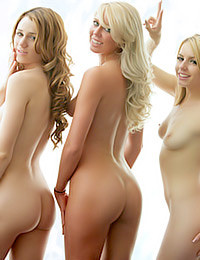 X-Art - Three Sisters