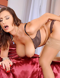 DDF Network - Giant Jugs Jizzed All Over - Creaming The Titty Territory